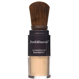 905526 - Mineral Brush Foundation   Sheer Touch  - Пудра-основа с кистью, 3,9 г