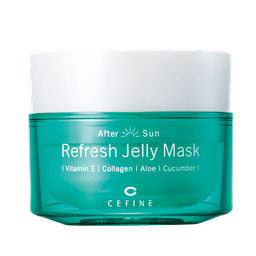 "Маска -желе освежающая ""Refresh Jelly Mask"""
