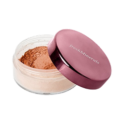 Mineral Loose Powder Foundation Fresh  / Рассыпчатая пудра-основа с минералами/ Tanned