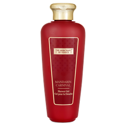 Mandarin Carnival Shower gel / Гель для душа Мандариновый Карнавал