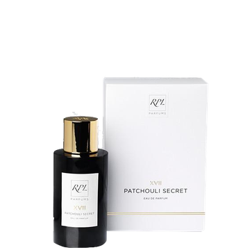 Patchouli Secret XVII