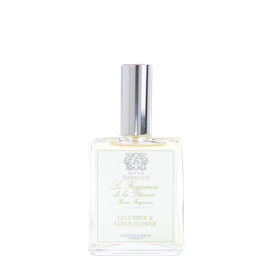 Спрей для дома Огурец и Цветок Лотоса  (Cucumber  & Lotus Flower)  100ml