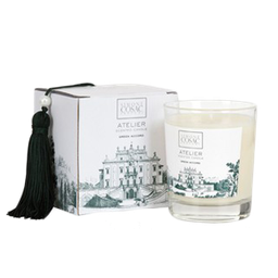 "Scented Candle Green Accord / Свеча ""Зеленый аккорд"", 180 гр."