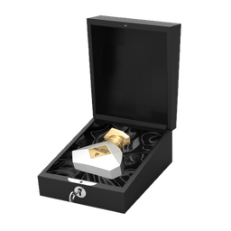 WHITE DIAMOND KEYBOX